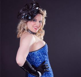 CHRISTMAS FROLICS WITH BLUES & BURLESQUE