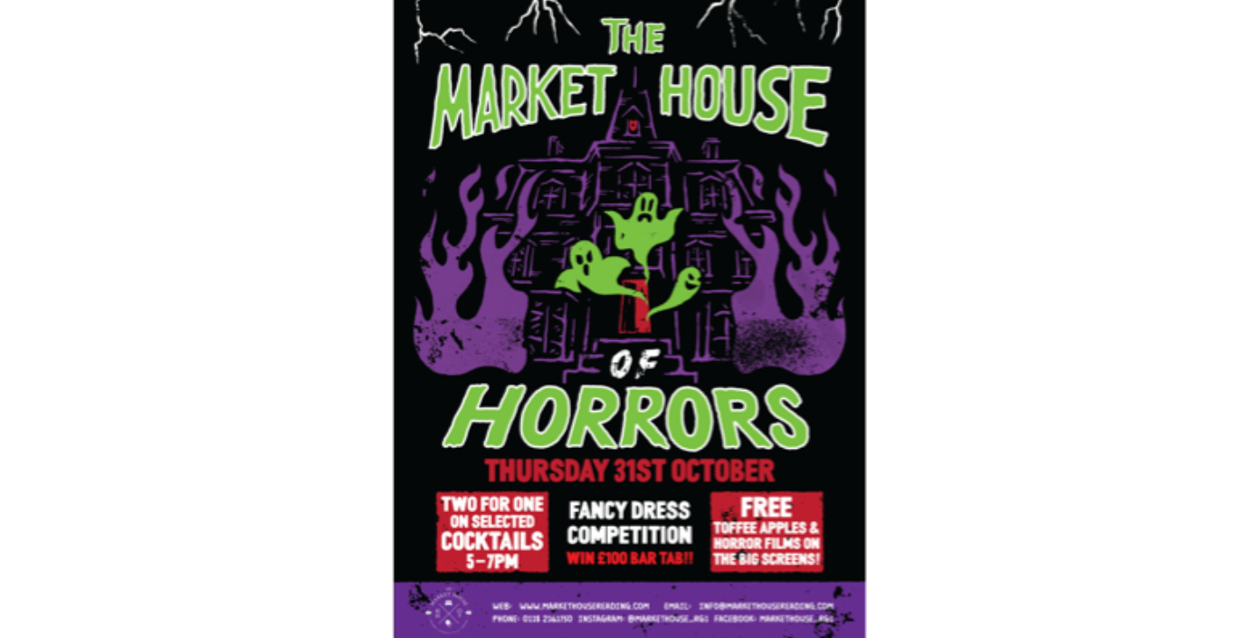 Market House of Horrors!