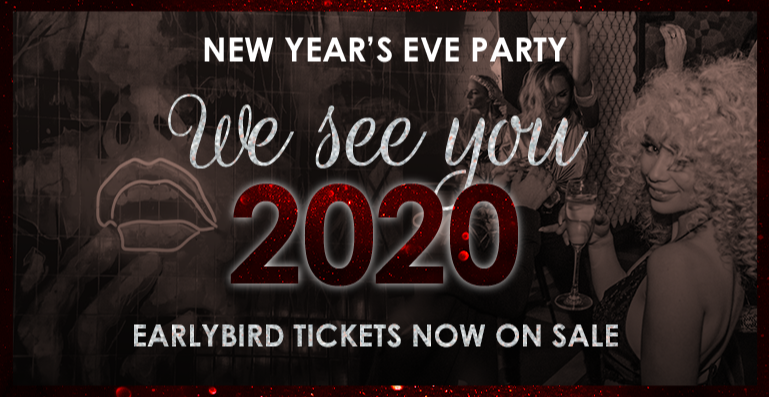 New Years Eve - Dirty Martini Cardiff