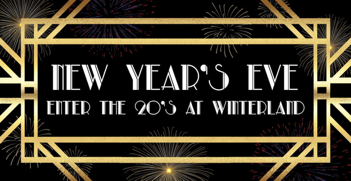 New Year's Eve: Enter the 20's