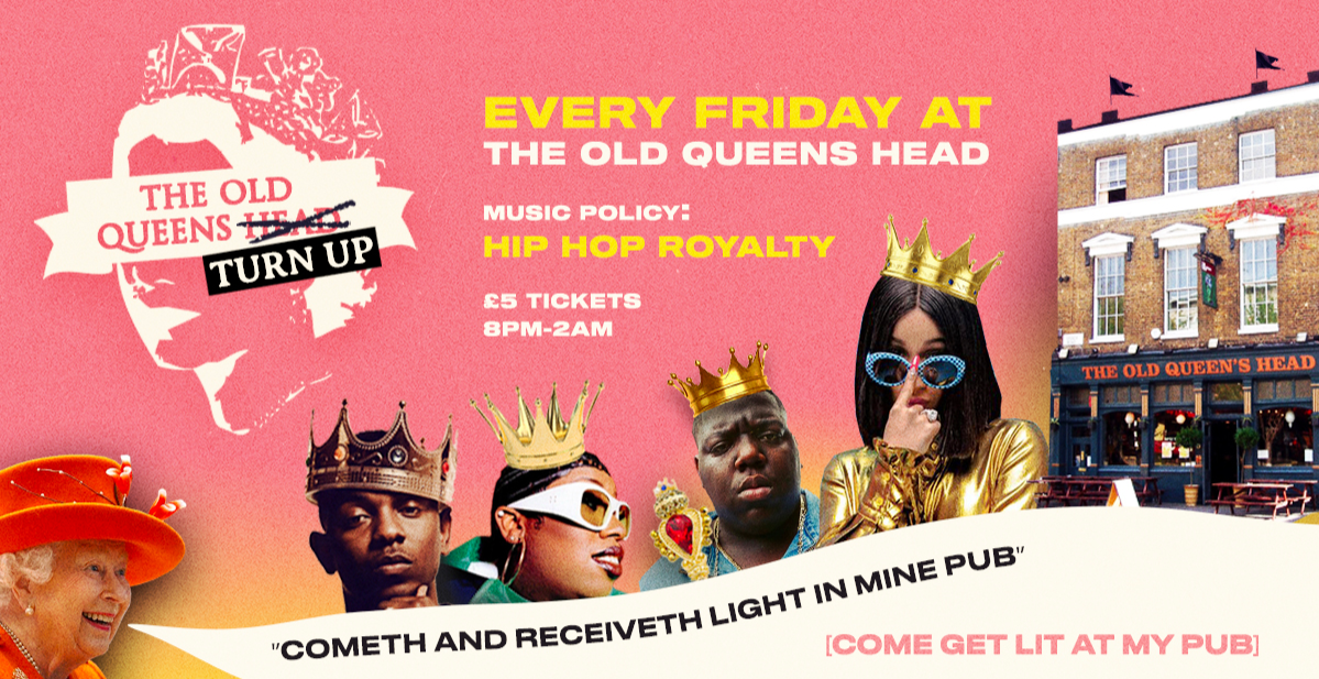 The Old Queens Turn Up: Hip-Hop Royalty Every Friday