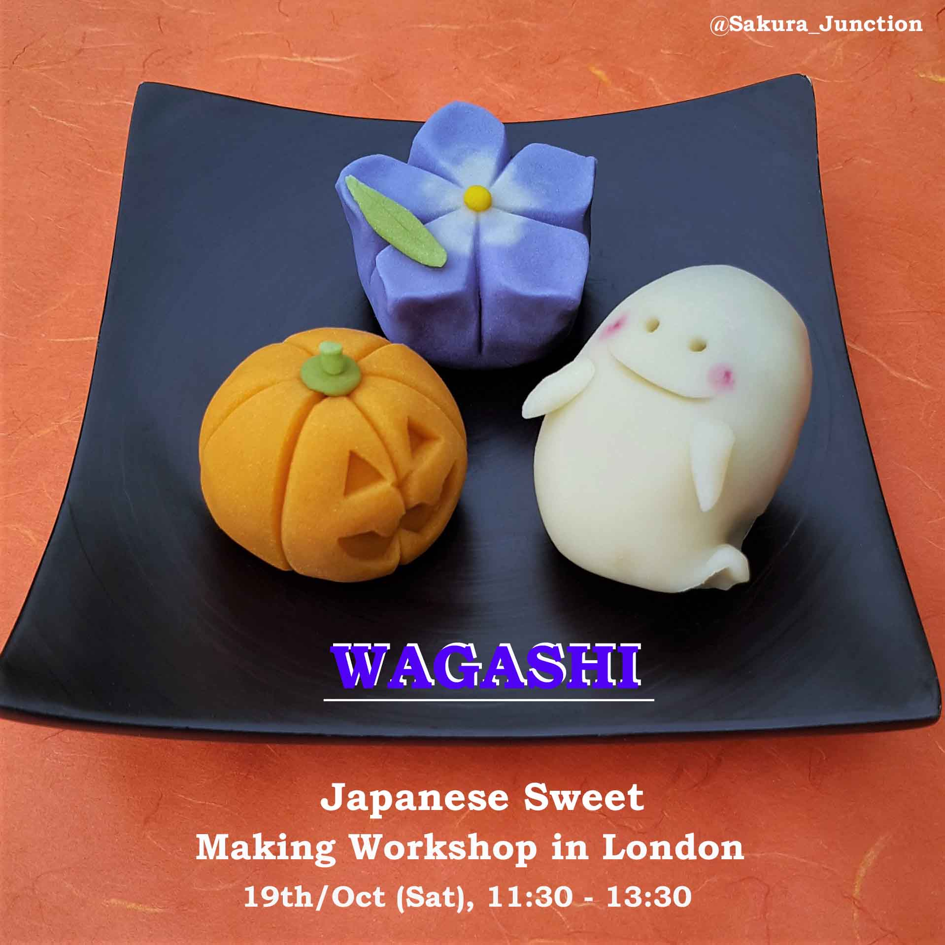 Japanese Sweet Making Workshop