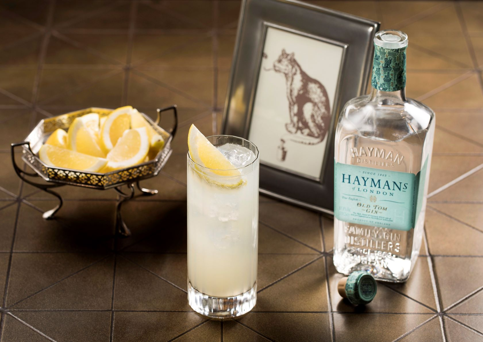 A Night with Christopher Hayman and Haymans Gin