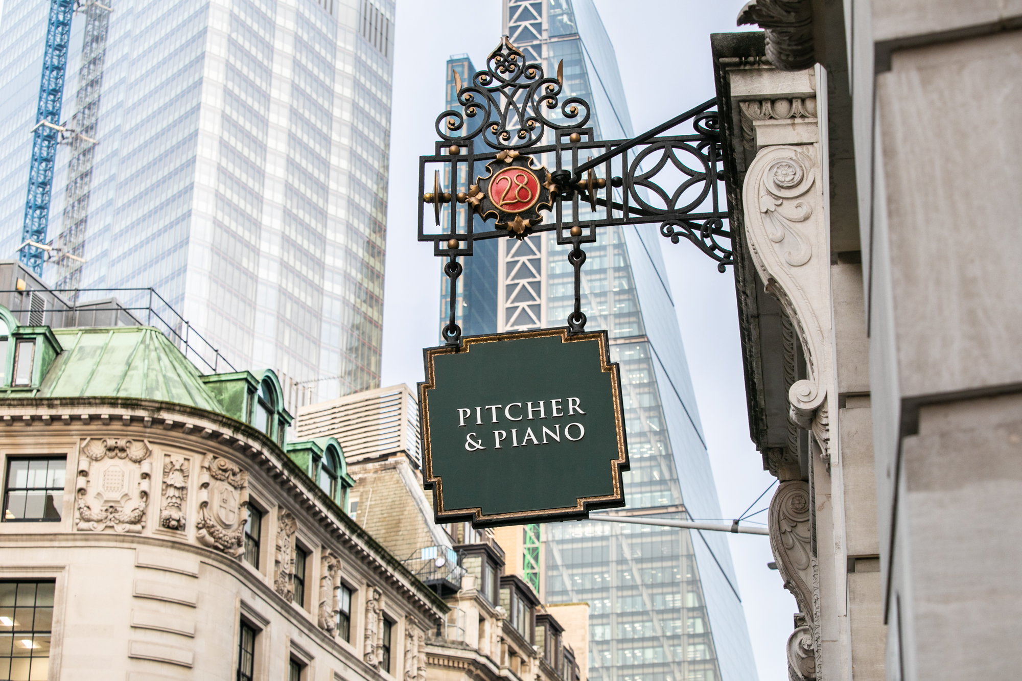 Speed Dating in London (Ages 30-45) @ The Pitcher & Piano