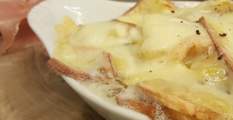 Bottomless Raclette Party