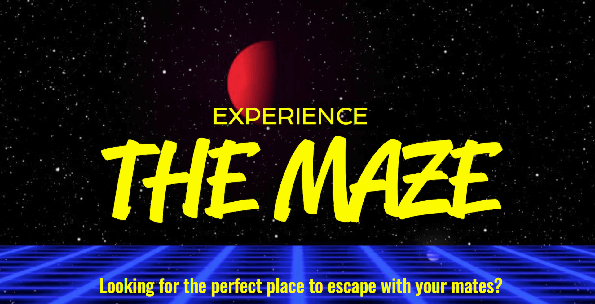 THE 80s MAZE MANCHESTER