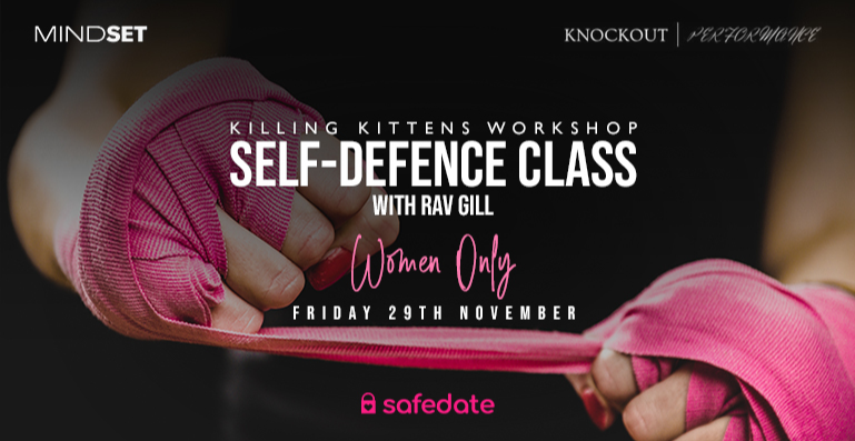 Killing Kittens Workshop: Self-Defence Class