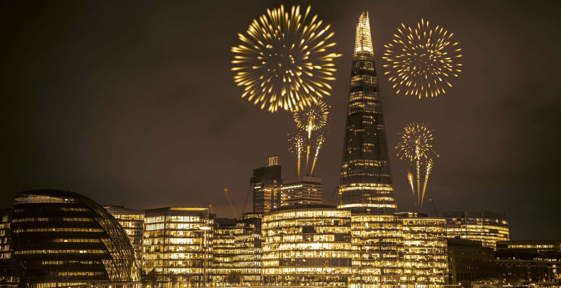 New Year's Eve at The View from The Shard
