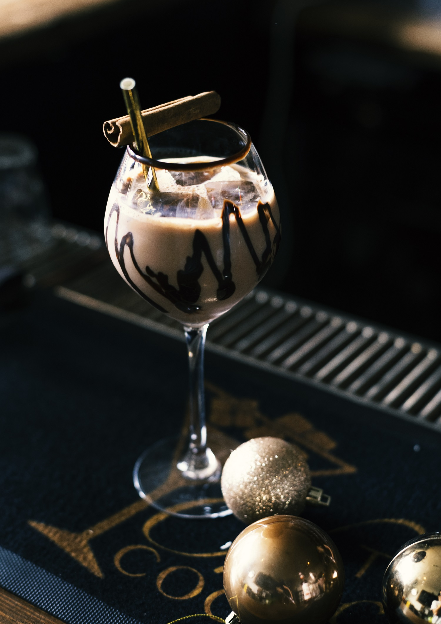 The Chocolate Cocktail Club Pop Up Farringdon