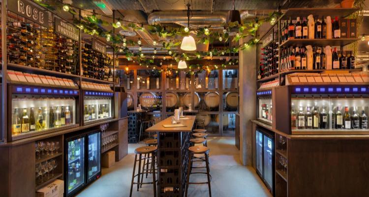 Vagabond Urban Winery Battersea