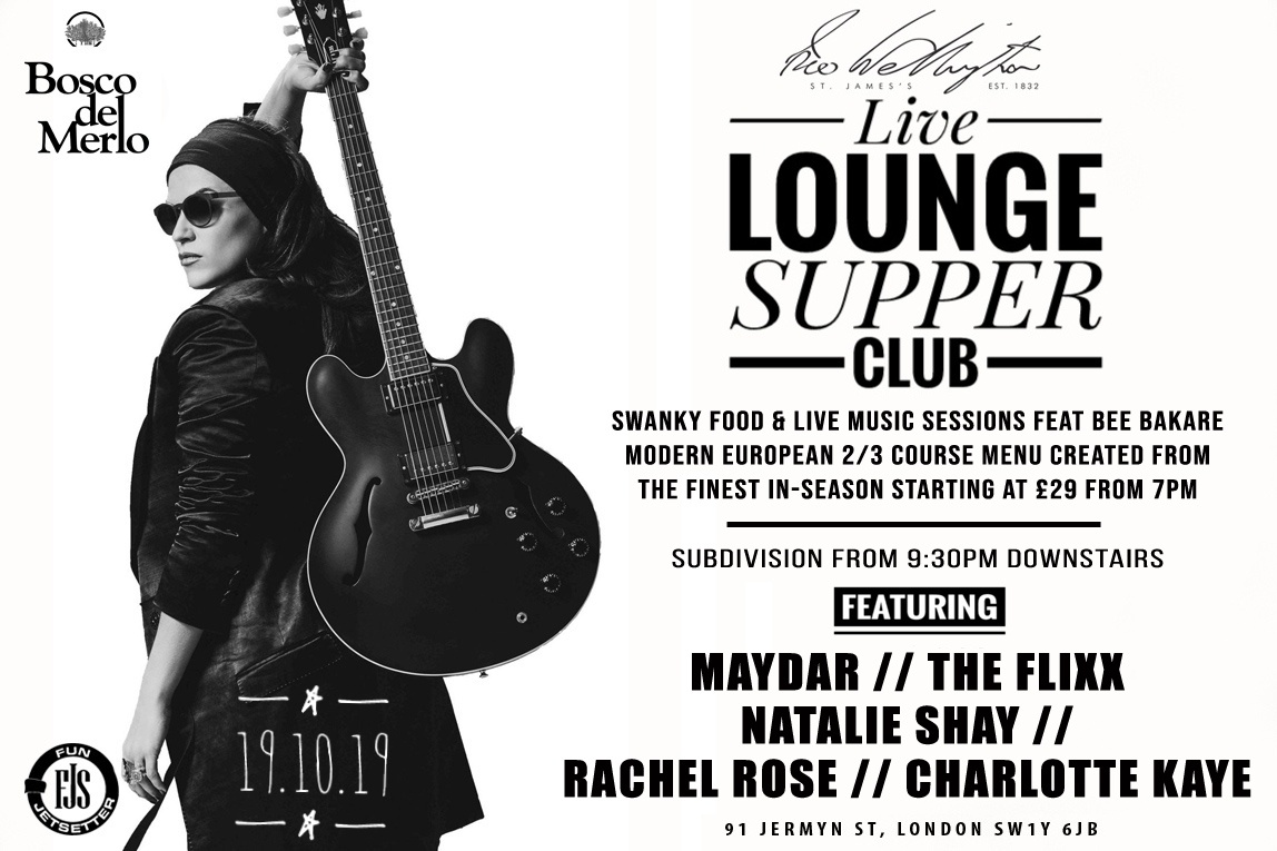 Live Lounge Supper Club -  Subdivision.