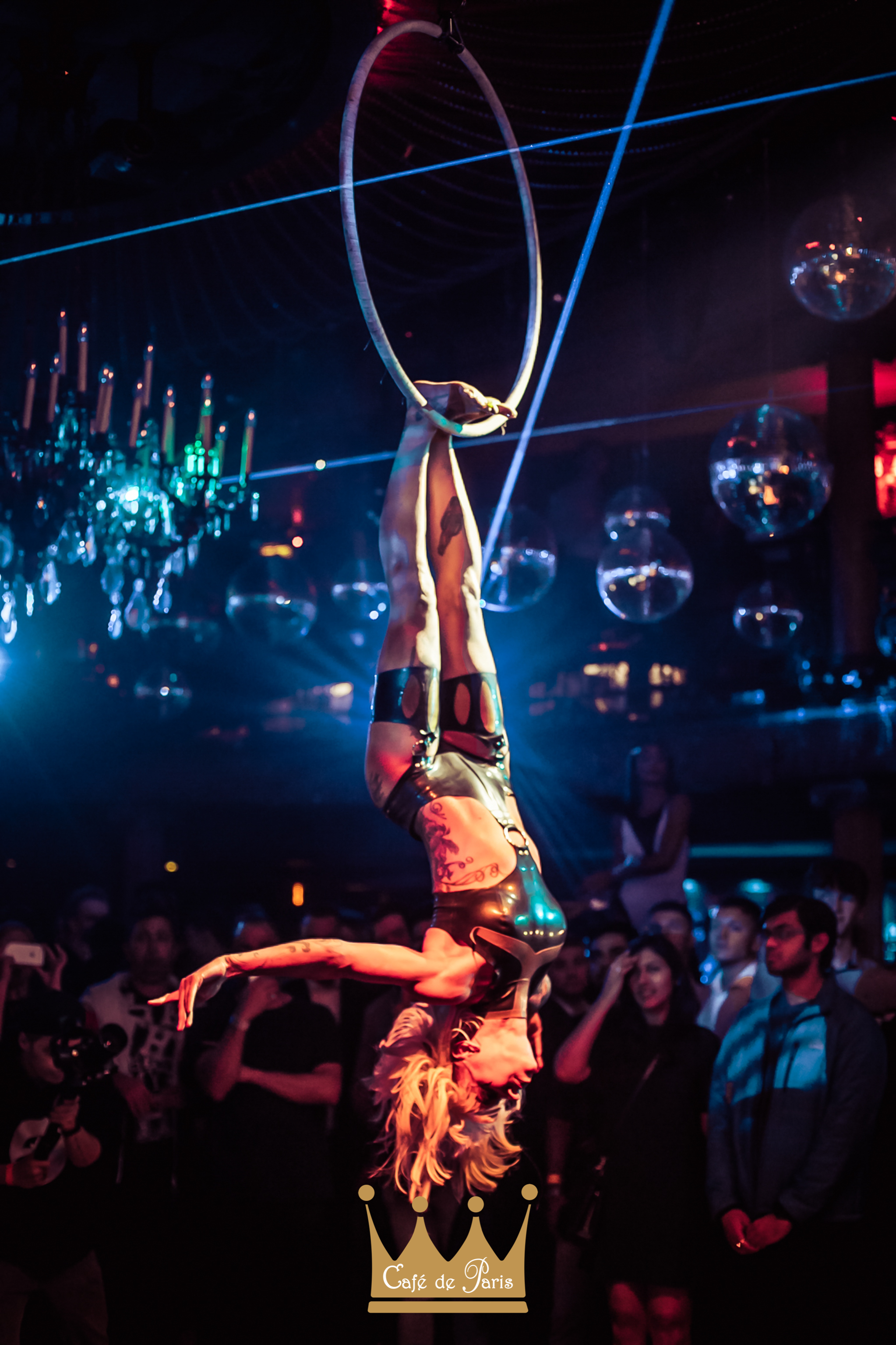 Cafe de Paris - Valentines Weekend - Crazy, Cupid, Love Party