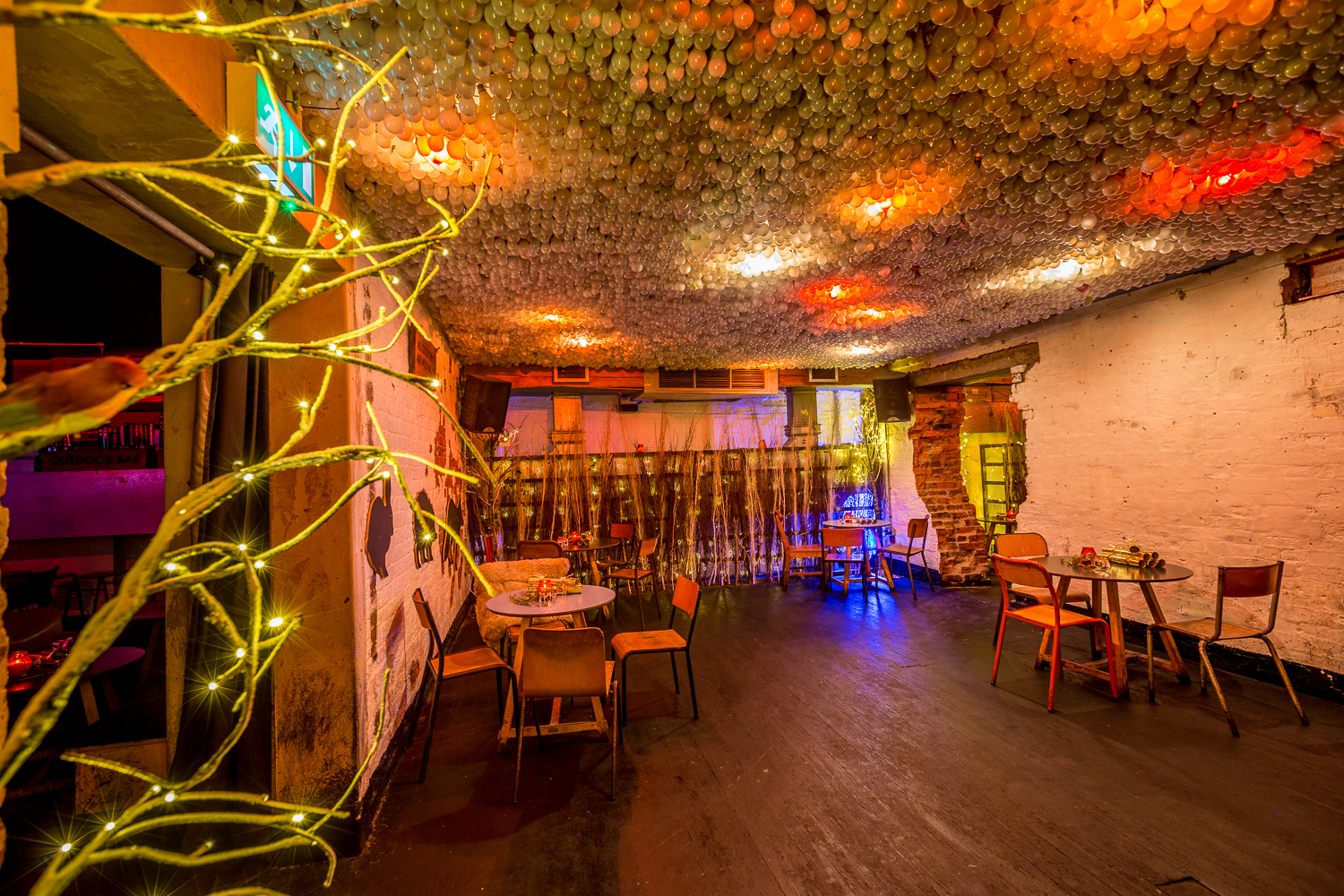 Quirky Christmas Venues In London