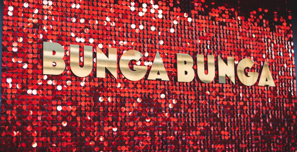 Bunga's NYE Red Carpet Roll-Out