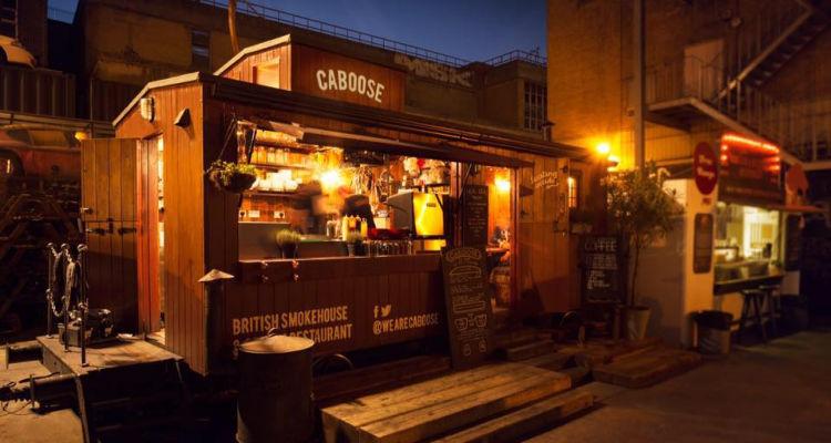 Caboose | London Restaurant Reviews | DesignMyNight