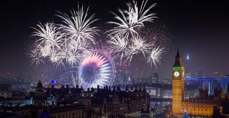 New Year's Rooftop Party at LSQrooftop - 1 Leicester Square