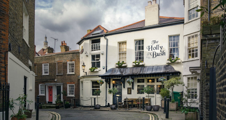 The Holly Bush Hampstead