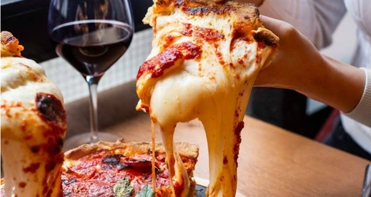 japes pizza restaurant deep dish london