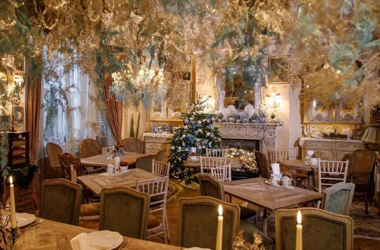 mari vanna london restaurant gorgeous