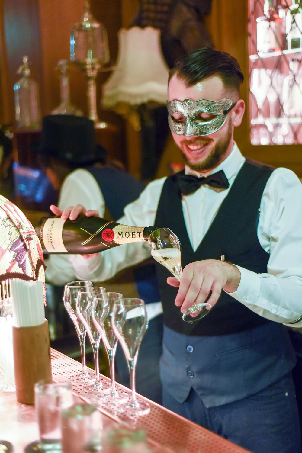 Fogg's New Year's Eve Masquerade Ball