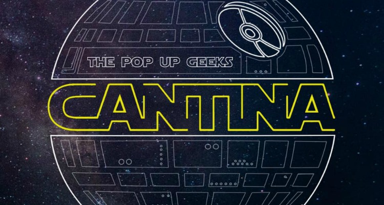 Pop Up Geeks: Cantina - Star Wars bar
