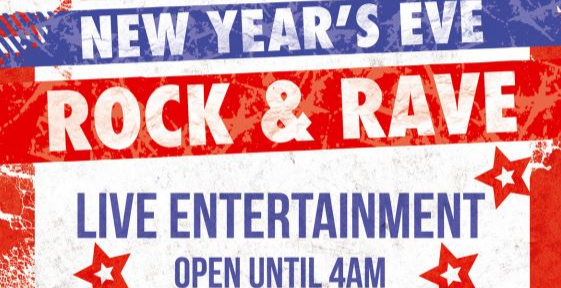 New Year's Eve Rock & Rave