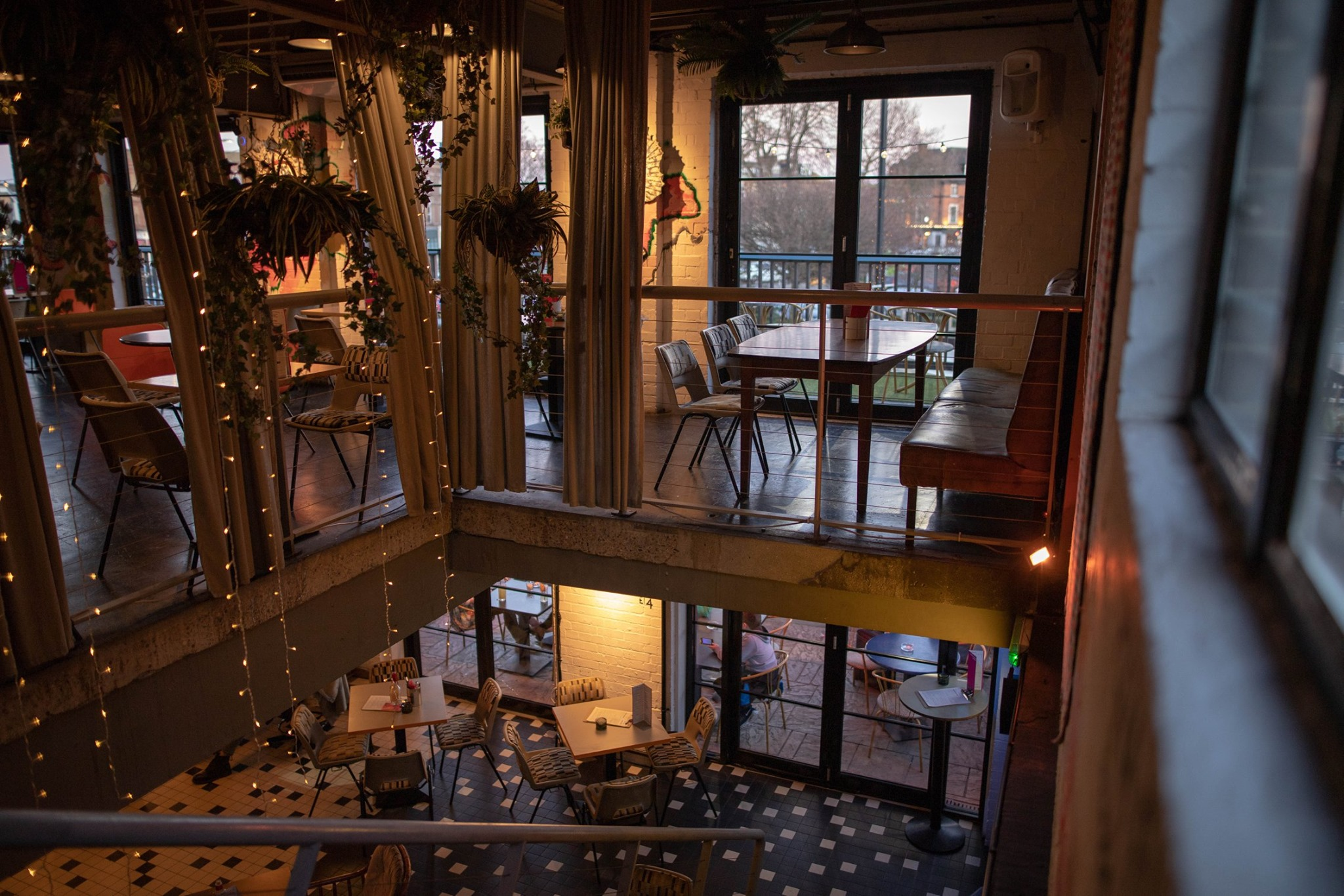 Quirky Christmas Venues In London Designmynight