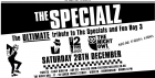 The Specialz: Ultimate Tribute to The Specials & Fun Boy 3
