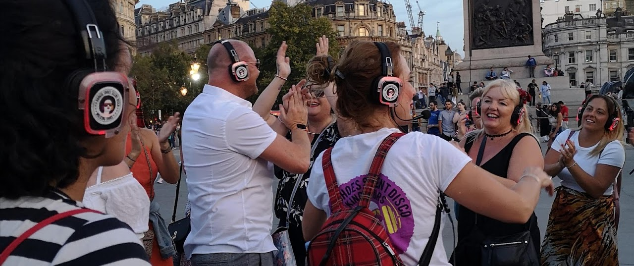 Silent Disco Tour Christmas Special
