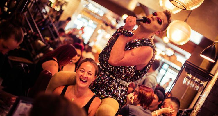 Velma Celli Old Compton Brasserie | London Restaurant Reviews | DesignMyNight