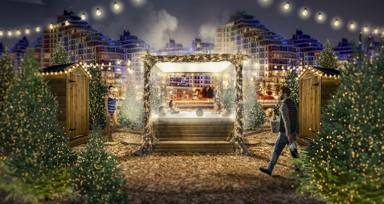 Winterland Fulham Pop-Up