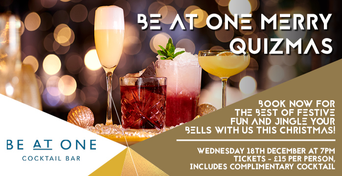 Be at One Quizmas