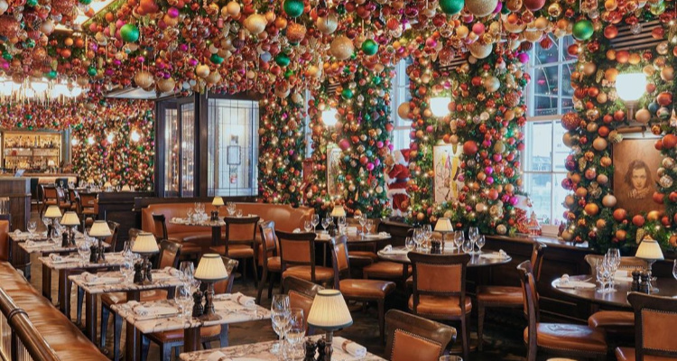 Miracle on 34 Christmas Pop-Up | London Bar News | DesignMyNight