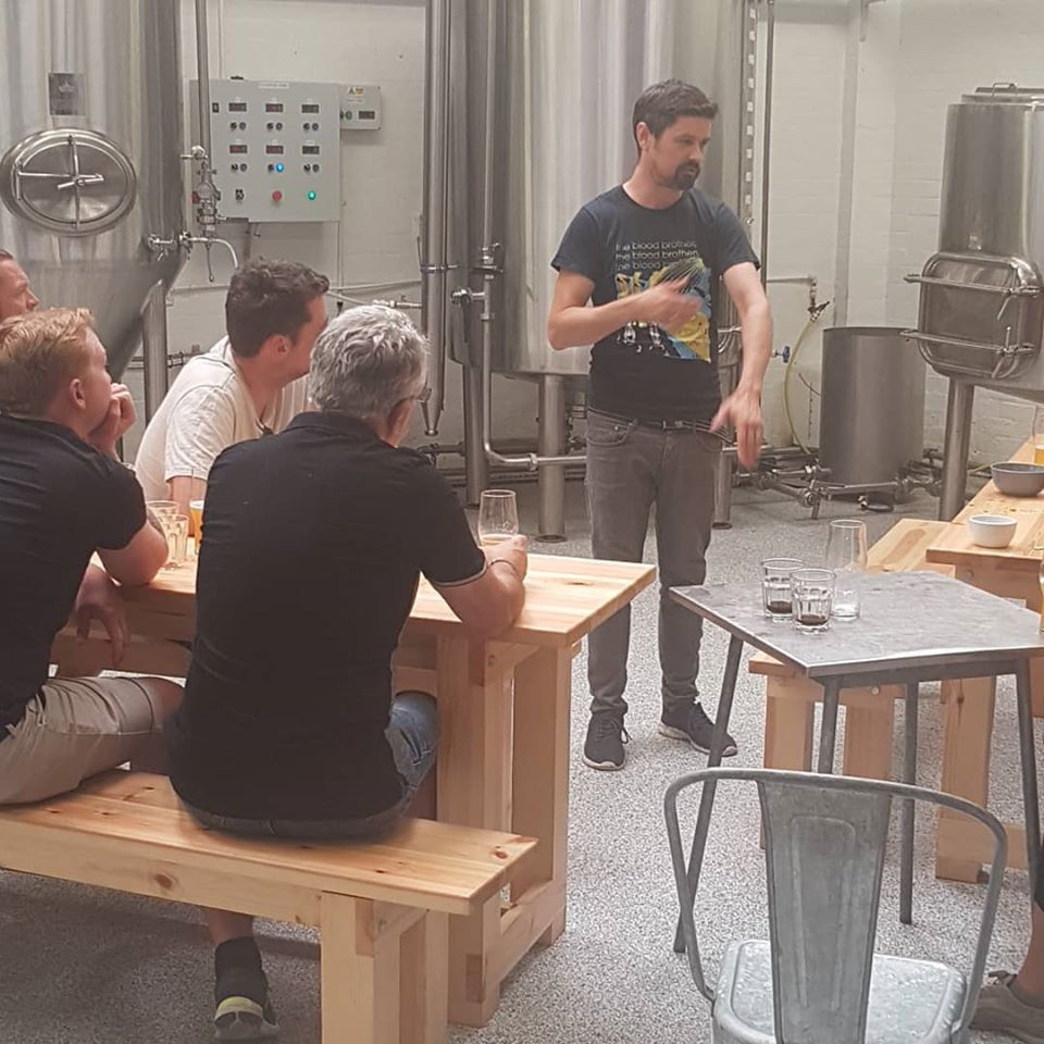 """All Access"" Brewery Tour and Beer Tasting"