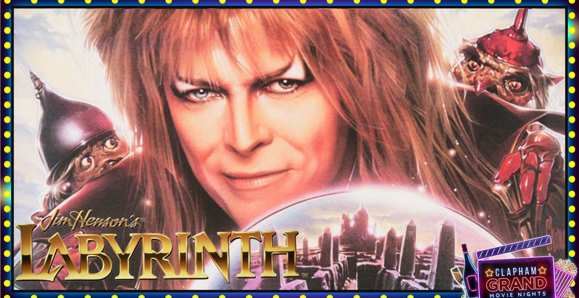 Labyrinth Movie Night
