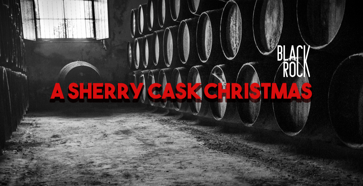 A Sherry Cask Christmas