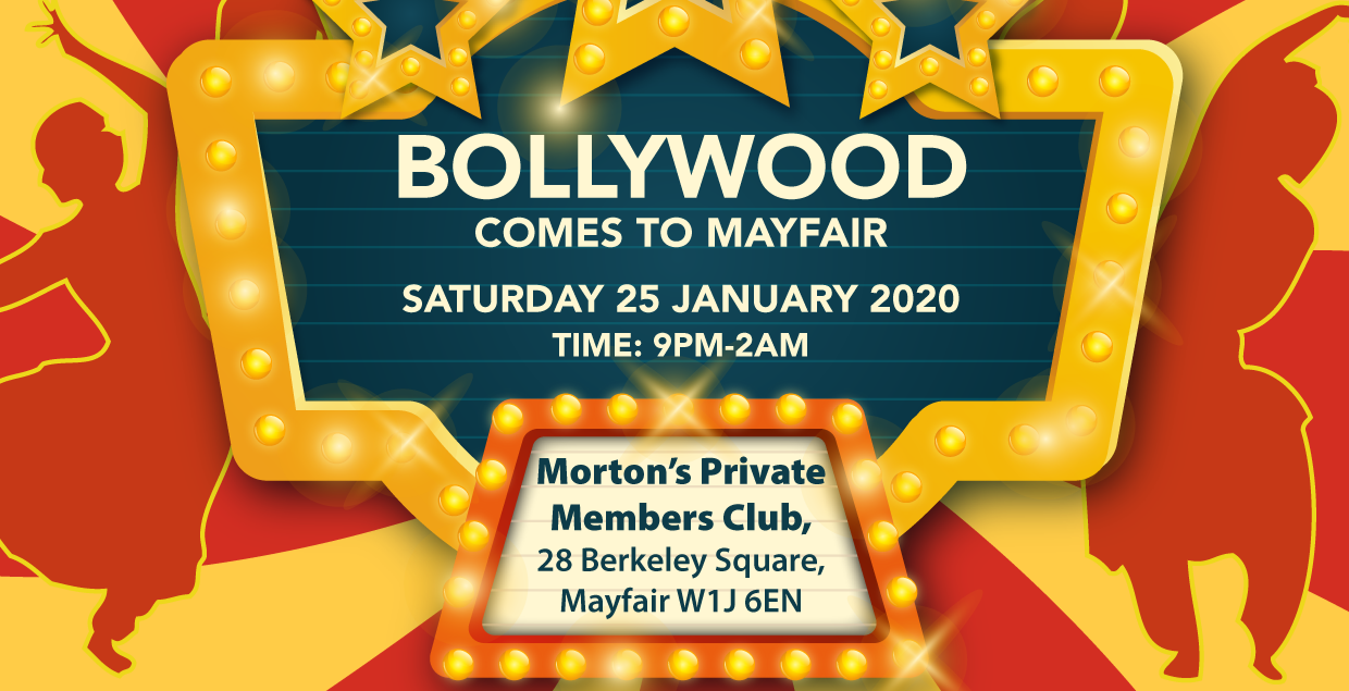 Bollywood comes to Mayfair