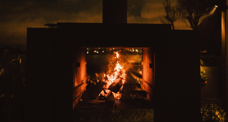 Boundary | London Campfires | DesignMyNight