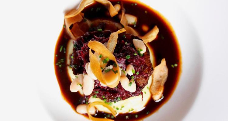 Braised Beef Eastway Brasserie