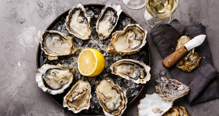 Callooh Callay Unlimited Champagne And Oysters | London Bar News | DesignMyNight