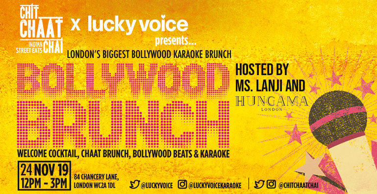 Bollywood Karaoke Brunch