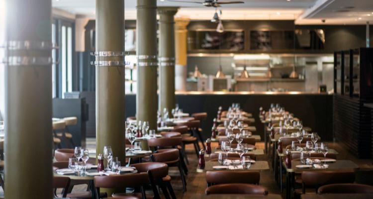 Eastway Brasserie Andaz Hotel