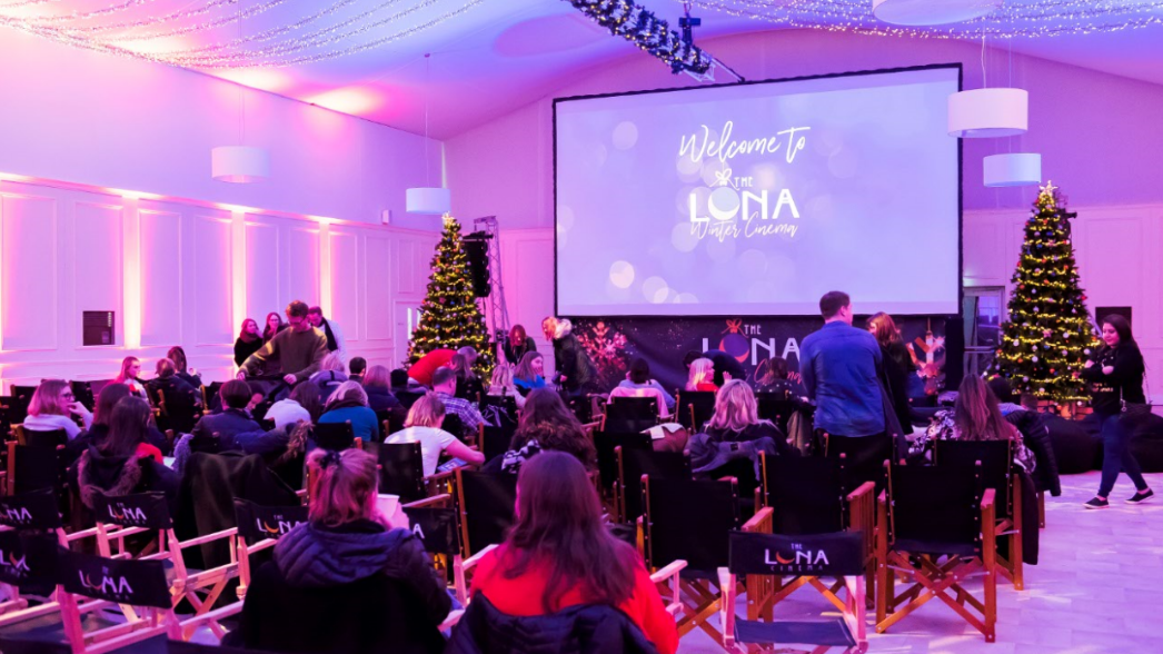 Luna Winter Cinema | The Holiday