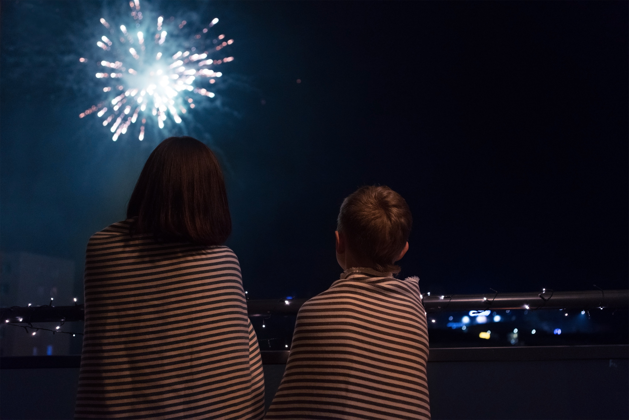 Restaurant Dining & New Year's Eve Cruise on the Neptune Clipper - Family Friendly