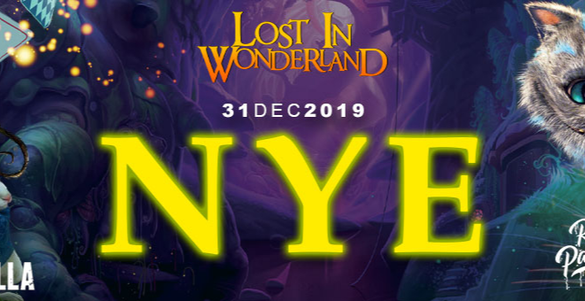 Lost in Wonderland NYE: Manchester