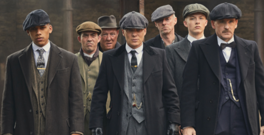 Peaky Blinders New Years Eve Party