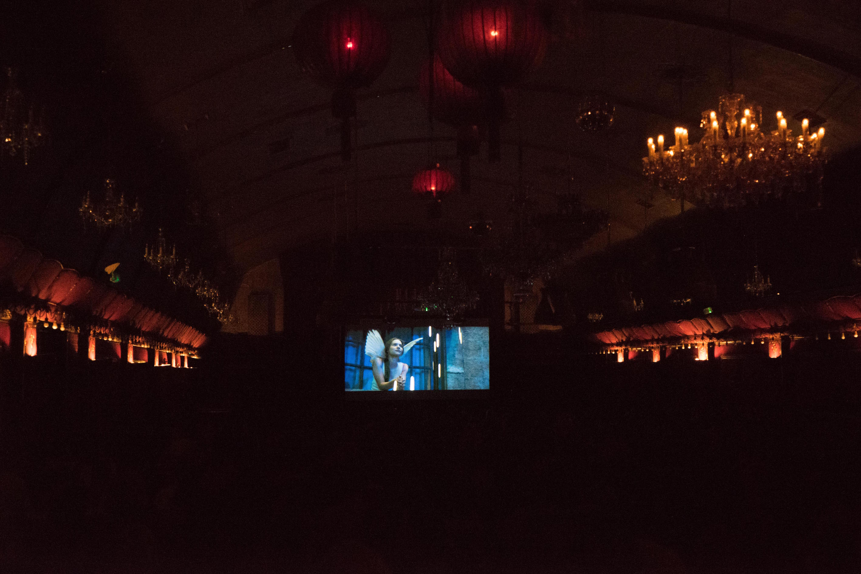 Pulp Fiction- Pop up Cinema