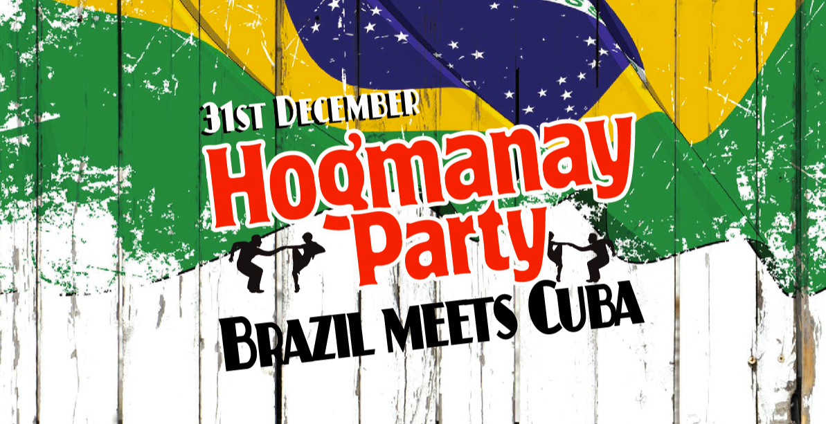 Hogmanay Party - Brazil meets Cuba