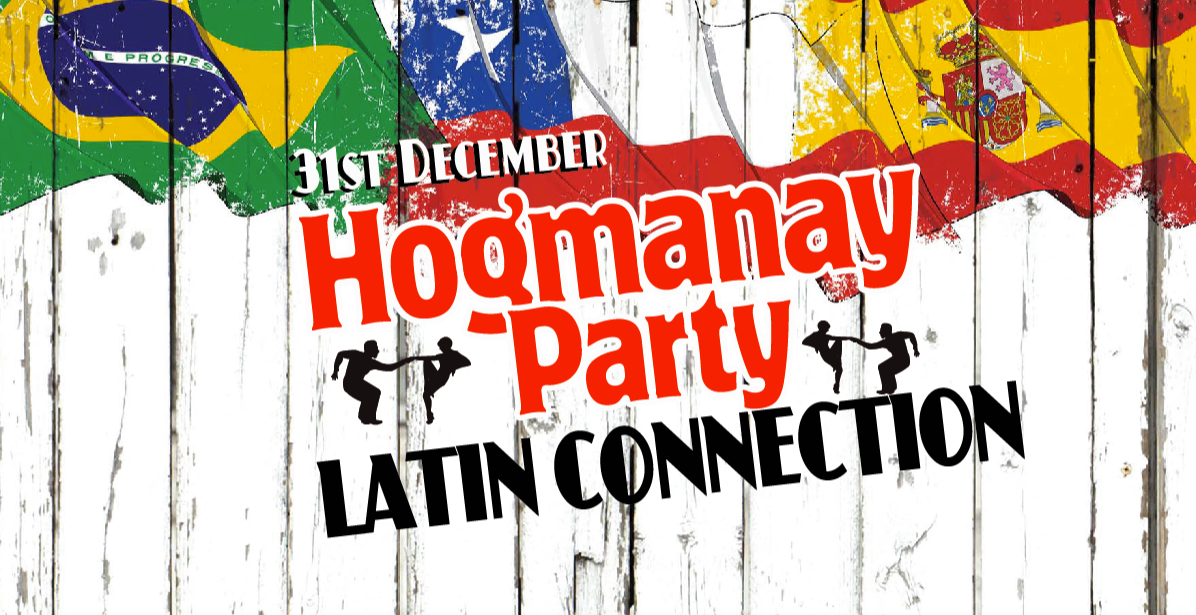 Hogmanay Party - Latin Connection
