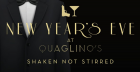 NYE AT QUAGLINOS WITH LUX GUESTLIST